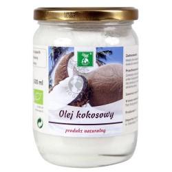 Olej kokosowy - 100% naturalny 500ml