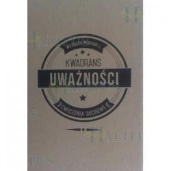Kwadrans uważności - Wojciech Werhun SJ.