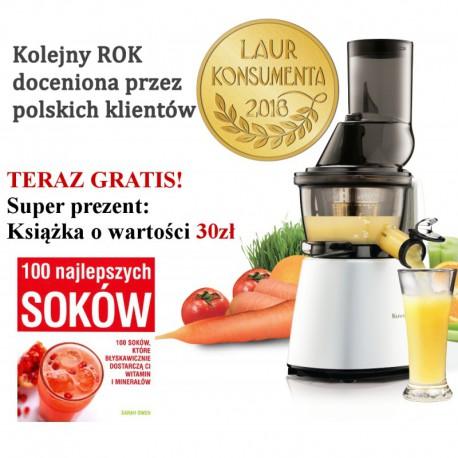 Wyciskarka do soków Kuvings C9500W Biała