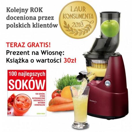 WYCISKARKA DO SOKÓW KUVINGS B6000R