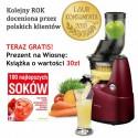 WYCISKARKA DO SOKÓW KUVINGS B6000R+
