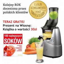 WYCISKARKA DO SOKÓW KUVINGS B6000S+