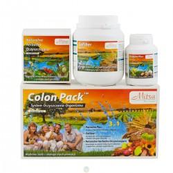 Colon Pack - system oczyszczania organizmu