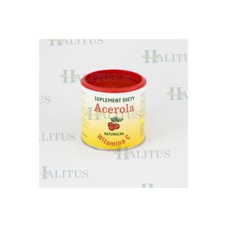 Acerola - naturalna wit.C (100 porcji po 280%) 100g