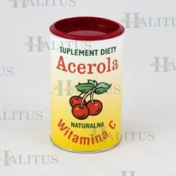 Acerola - naturalna wit.C (co dzień przez pół roku) 175g